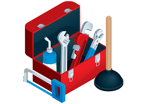 Punctual Plumber Pros Services Toolbox
