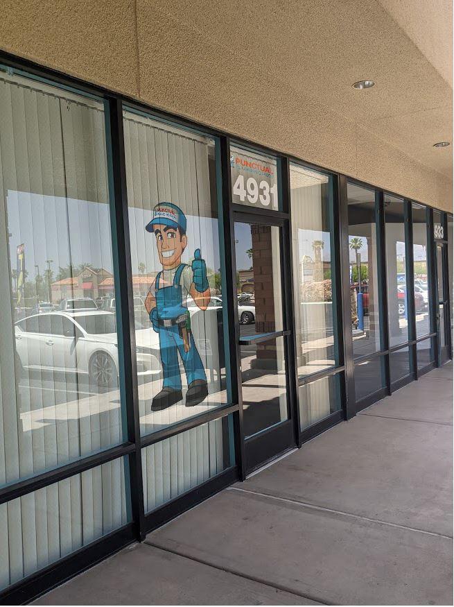 North Las Vegas Punctual Plumbing Office