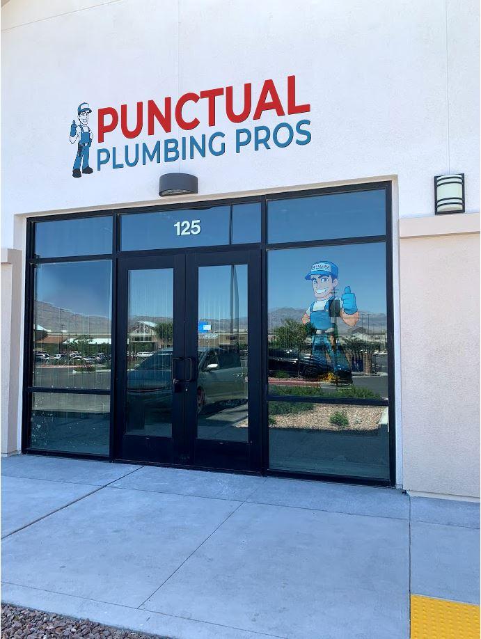 Paradise Las Vegas Punctual Plumbing Office