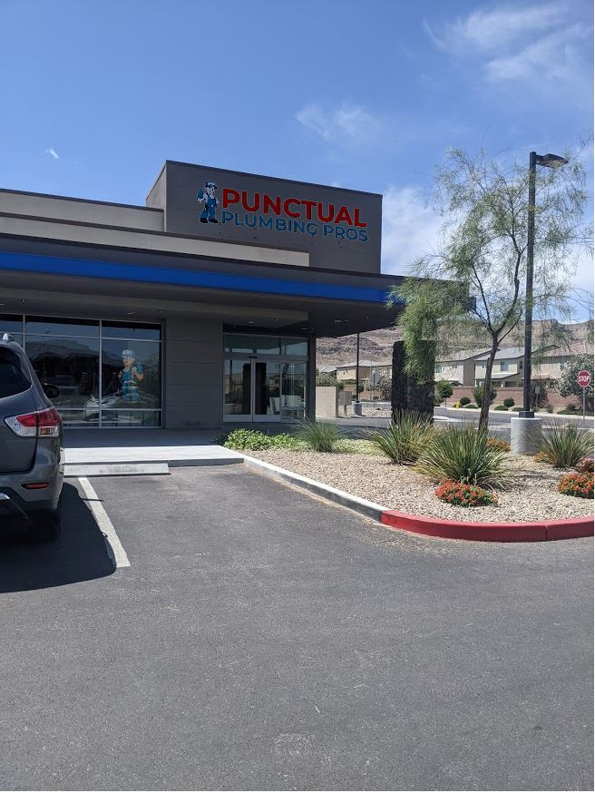 Rhodes Ranch Las Vegas Punctual Plumbing Office