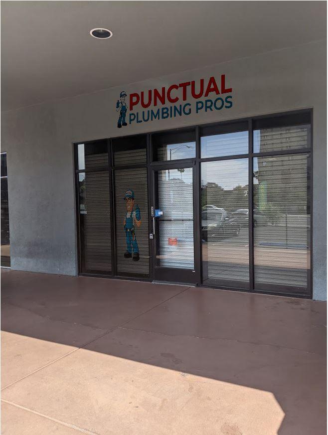 Skye Canyon Las Vegas Punctual Plumbing Office